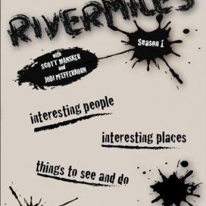 Rivermiles DVD front